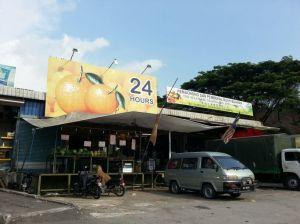 Pasar Borong Selangor